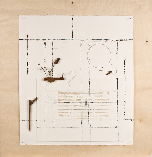 Untitled (Rigs and Circuits Series) by Missi Smith